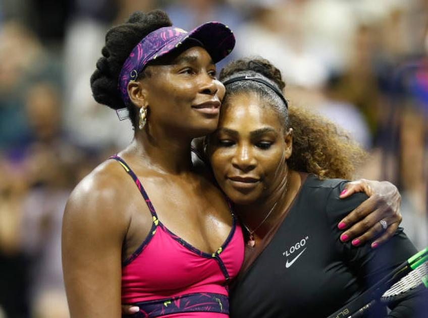Serena Williams: 'Soeur Vénus était fatiguée de ma copie sa'