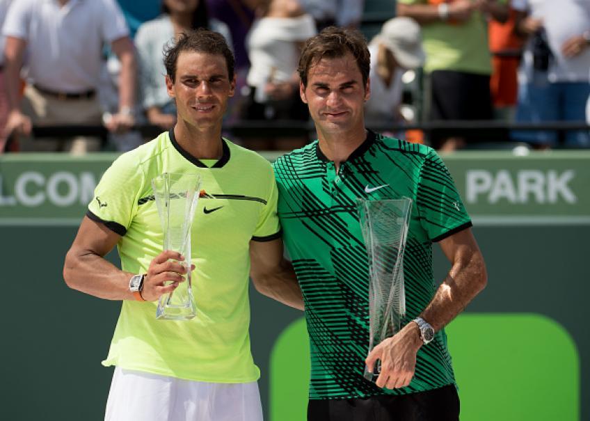 ATP panique pour un avenir sans Roger Federer, Rafael Nadal: Pundit