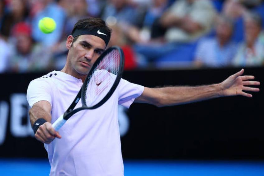 Roger Federer s'améliore à 37 ans, c'est incroyable, déclare Kei Nishikori
