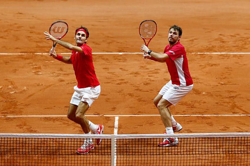 La Coupe Davis n'est pas inquiète pour Roger Federer et Alexander Zverev les absences