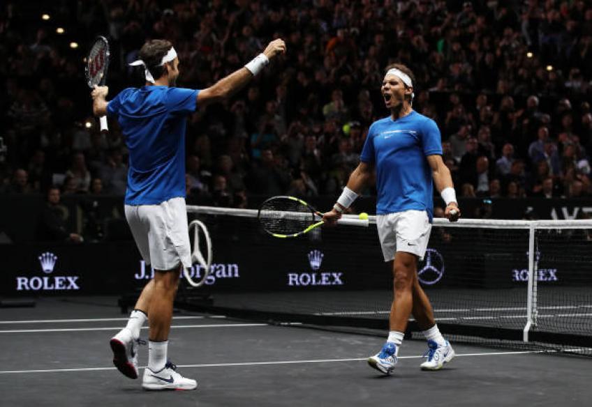 Roger Federer, Rafael Nadal et Novak Djokovic sont au-dessus des autres joueurs – Sousa