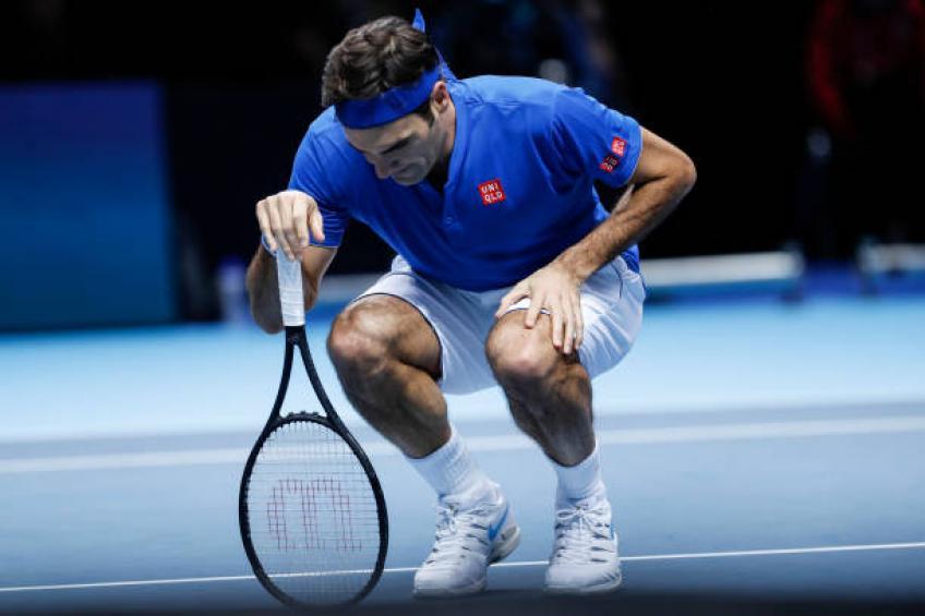 Les regrets de Roger Federer: j'étais toujours en panne, peut-être que je ne l'ai pas fait pousser assez