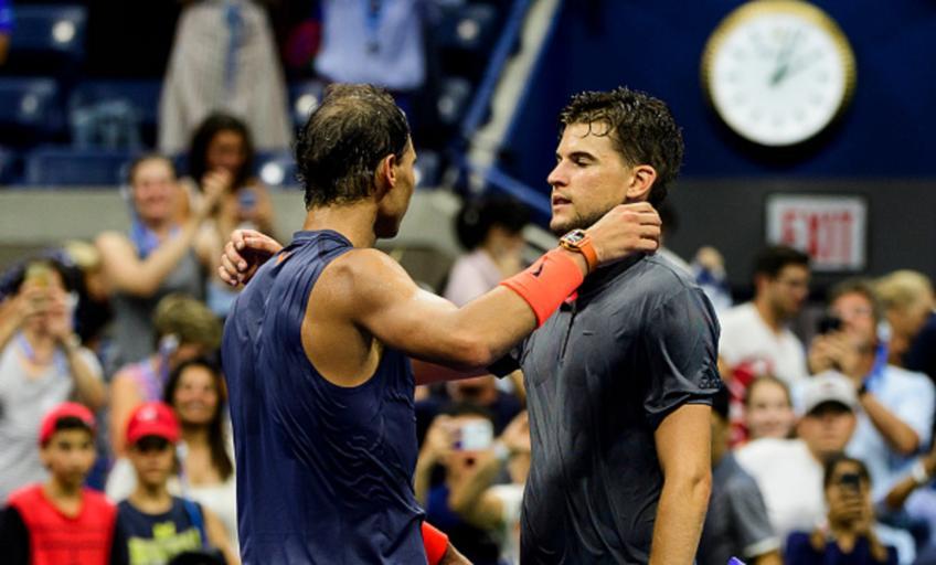 La défaite contre l'US Open face à Rafael Nadal pourrait être un grand atout carrière, dit Thiem