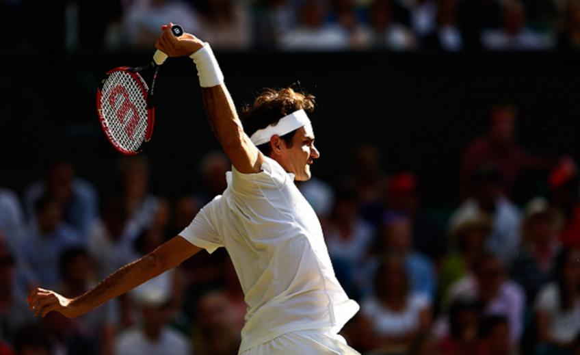 Roger Federer: 'J'ai tellement de respect pour chaque adversaire que je jouer'