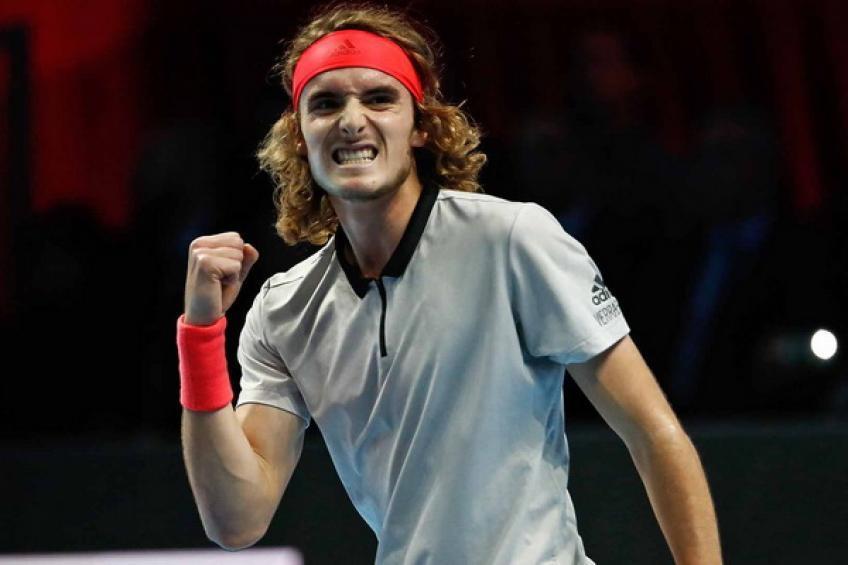 Stefanos Tsitsipas envisage de remporter la finale de la prochaine génération de l'ATP Titre
