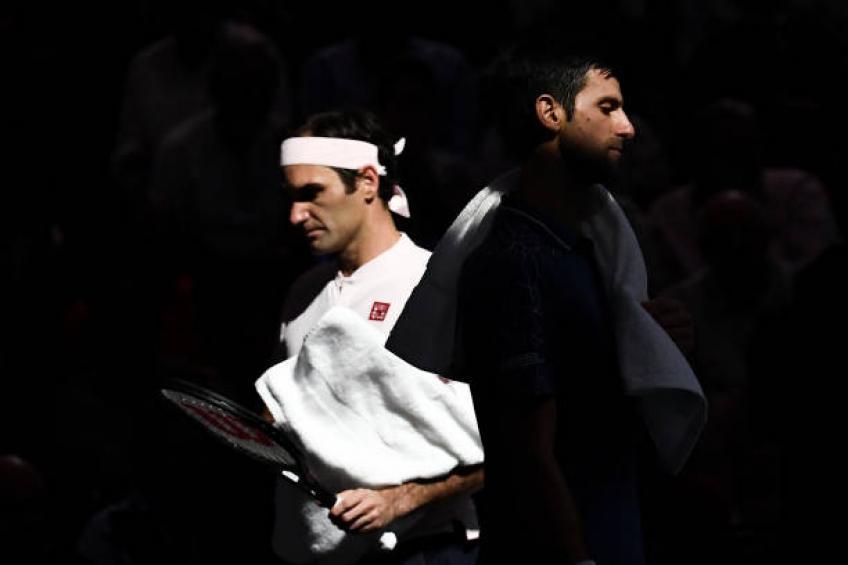 "Novak Djokovic: ""Roger Federer connaît mieux son corps"""