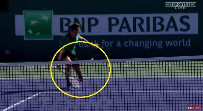 Quand le tennis est trop facile pour Roger Federer