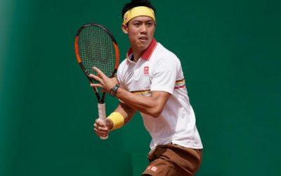 Kei Nishikori ajouté au joueur vedette de FAST4 champ