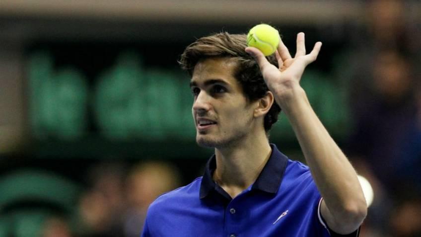 Le Français Pierre-Hugues Herbert espère un nouveau format pour la Coupe Davis échoue