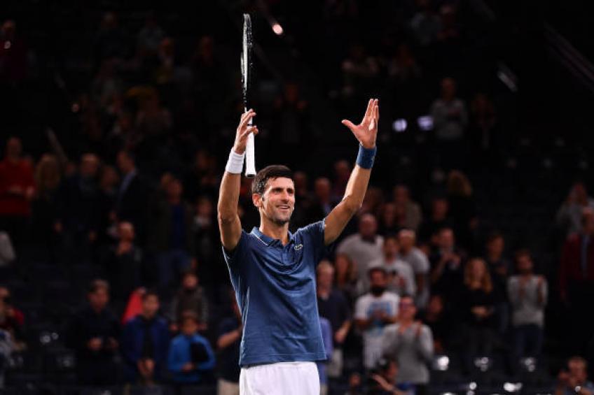 """""""Djokovic n'était pas lui-même sur le terrain, il était tombé mentalement"""" – Mouratoglou"""