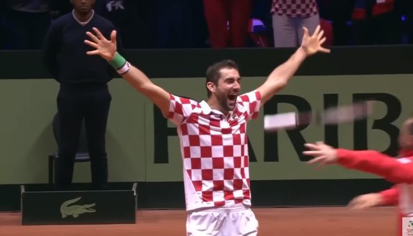 Marin Cilic conquiert la Coupe Davis – Meilleurs points