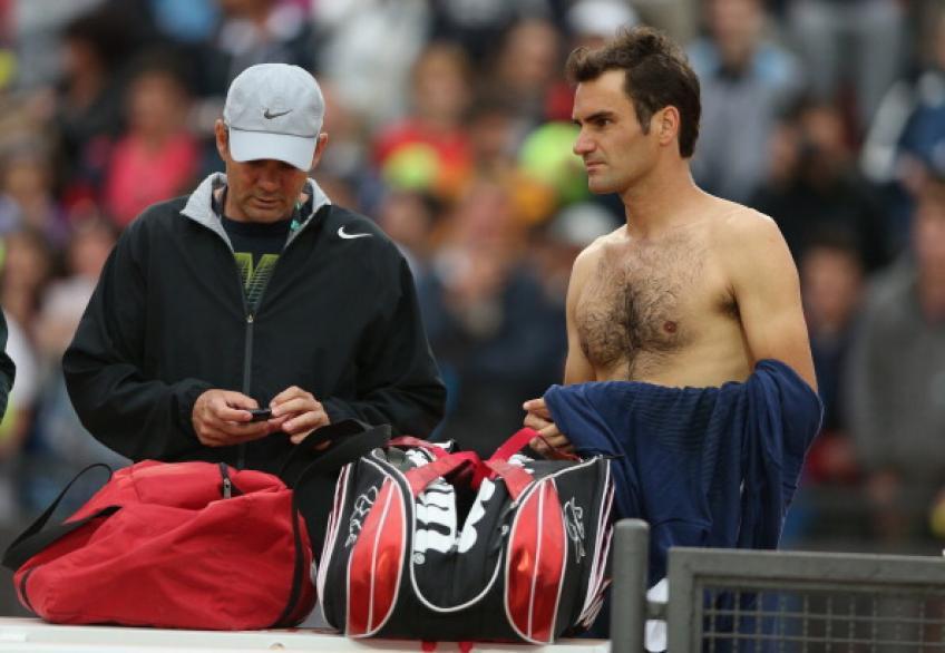 Paul Annacone se souvient d'une conversation privée avec Roger Federer à propos des objectifs