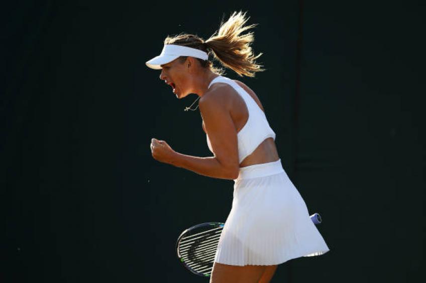 Beaucoup d'adolescents sont influencés par les médias sociaux, dit Maria Sharapova