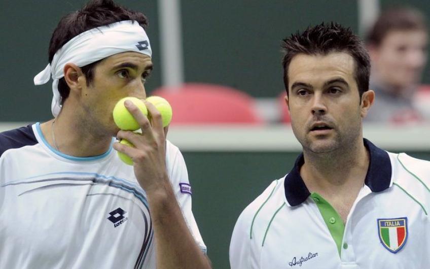 L'unité d'intégrité du tennis annonce l'interdiction de Daniele Bracciali, Potito Starace