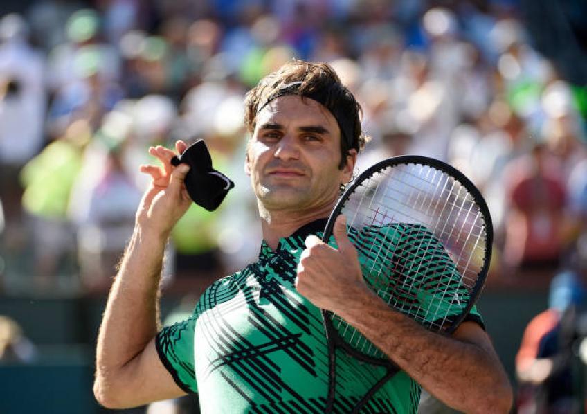 L'entraîneur de Djokovic: 'Roger Federer est une vieille classe, il faut s'arrêter pas dans son esprit '