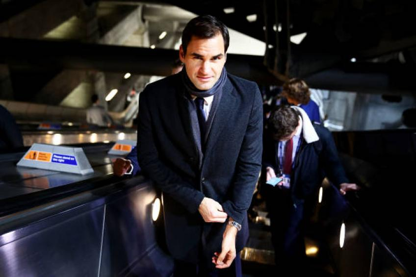 Roger Federer dévoile ses deux déceptions pour 2018 saison
