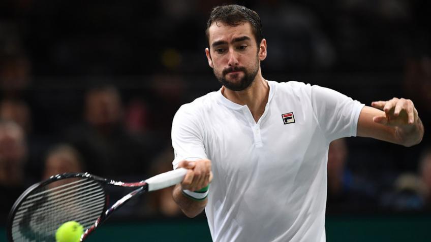 Aperçu de la finale ATP – Marin Cilic