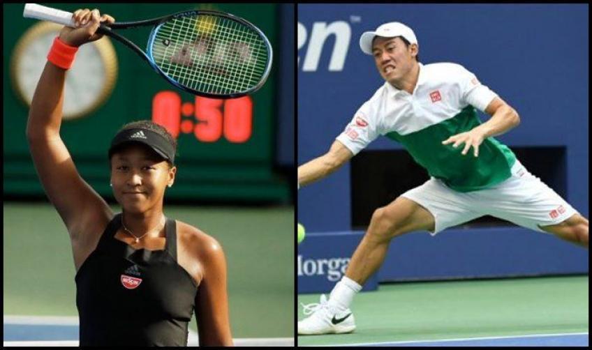 Naomi Osaka et Kei Nishikori joueront Nissin Food Dream Exposition de tennis