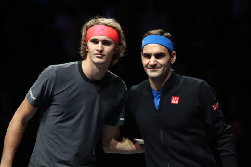 La trajectoire de Zverev a coïncidé avec Federer, le sommet de Djokovic: Leon Smith
