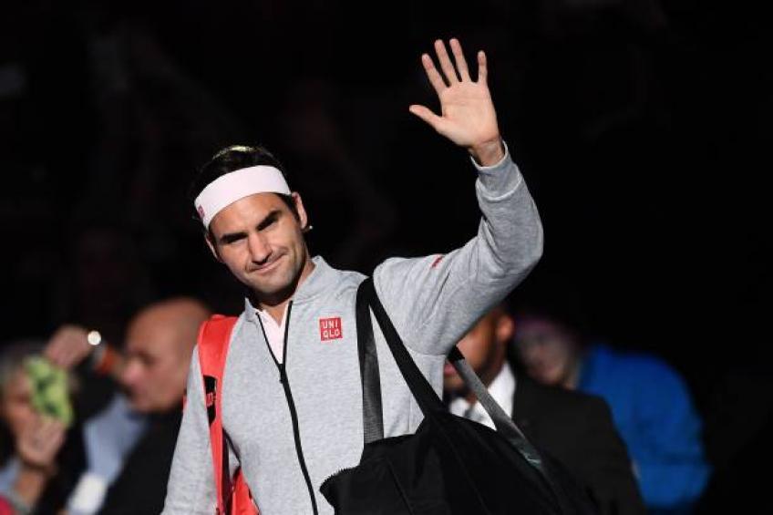 Roger Federer a joué un rôle important dans Paris Masters vente de billets