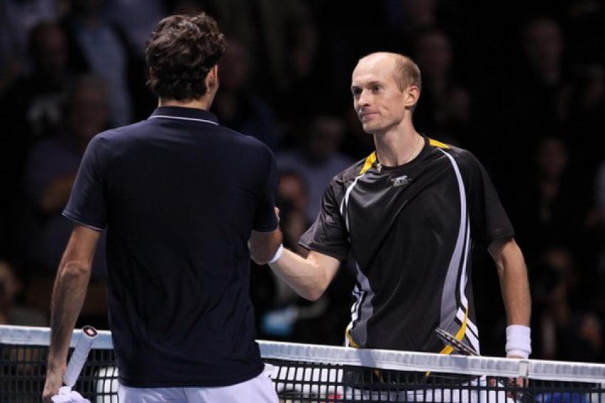 28 novembre 2009: Roger Federer perd à Davydenko pour la première fois