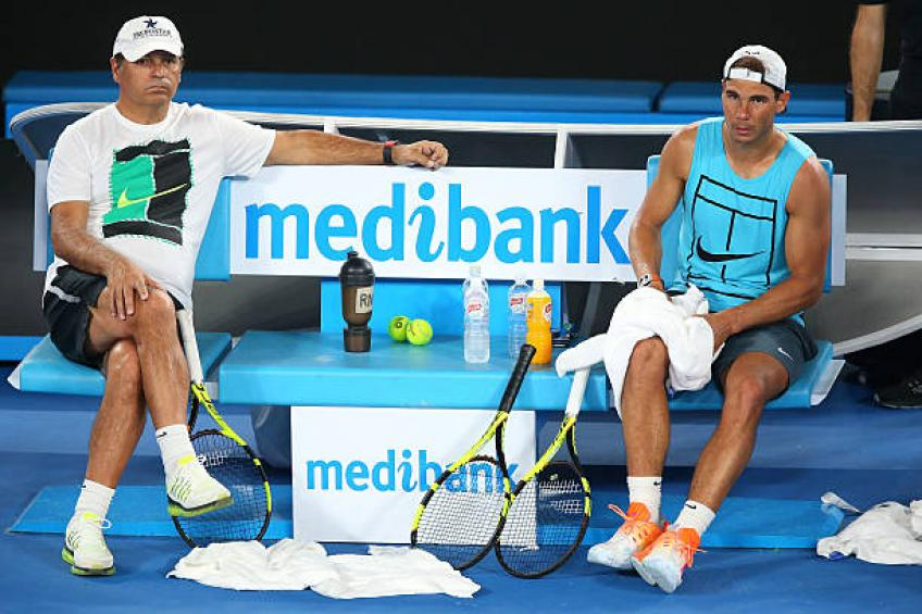 Rafael Nadal n'avait plus besoin de mes conseils, dit oncle Toni