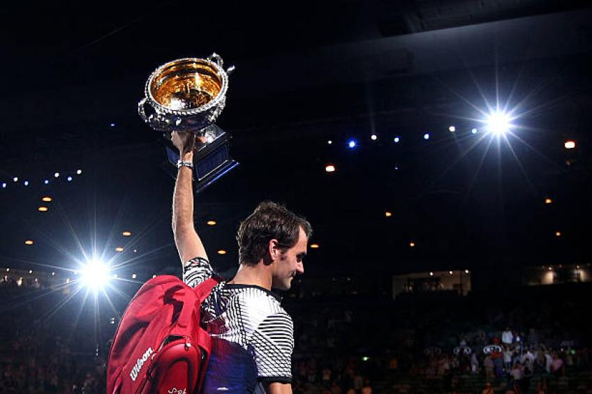 Le PDG australien commente les fortes allégations concernant Roger Federer