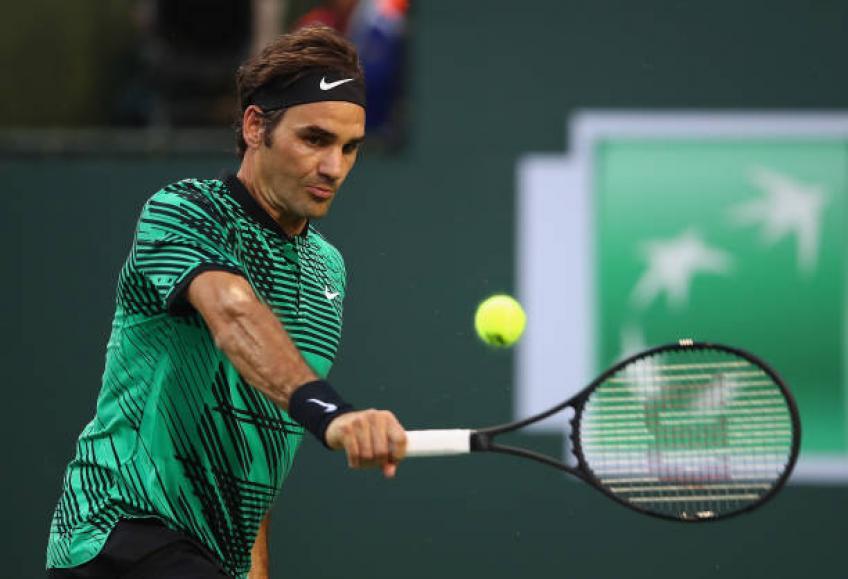 Roger Federer est influencé par les nerfs, dit Petite ferme