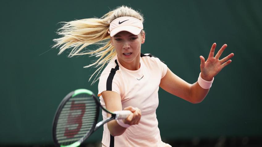 Pleins feux sur la WTA: Les 100 meilleurs débutants – Katie Boulter