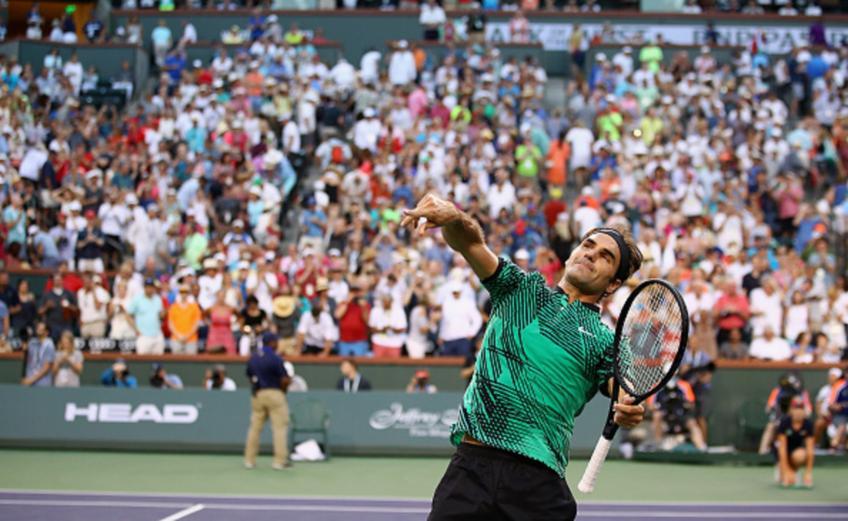 'Federer, Nadal, Djokovic sont les trois meilleurs joueurs de tous time'- Rusedski