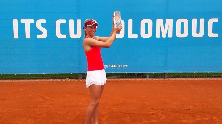 Coup de projecteur sur WTA: Les 100 meilleurs débutants – Fiona Ferro