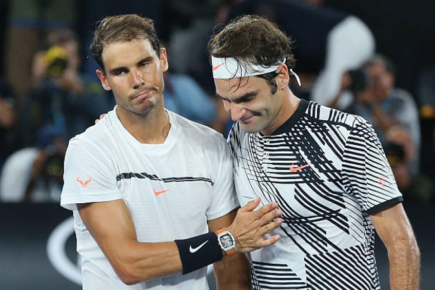 Gagner en Grand Chelem est chaque année plus difficile pour Federer et Nadal, dit Toni