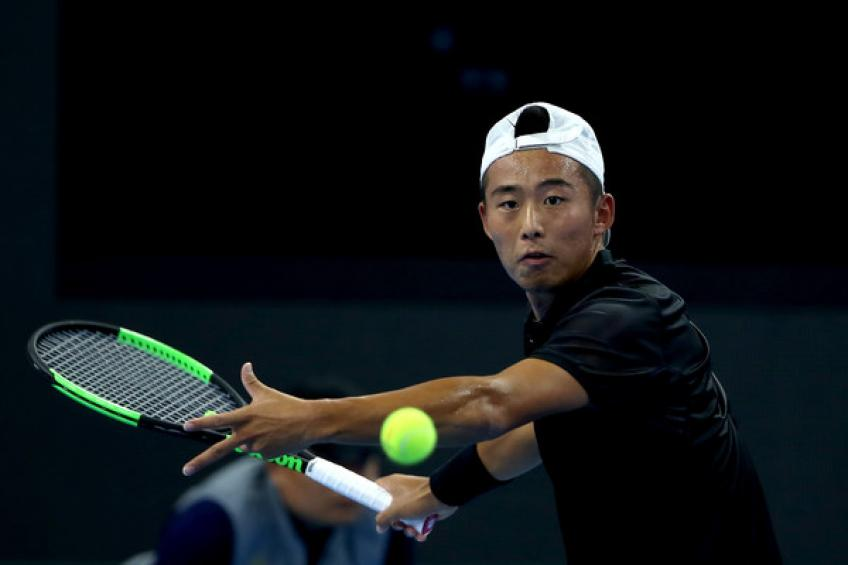 2019 AO Asia-Pac. Wild-Card Play-off: Zhang et Sinclair atteindre QF