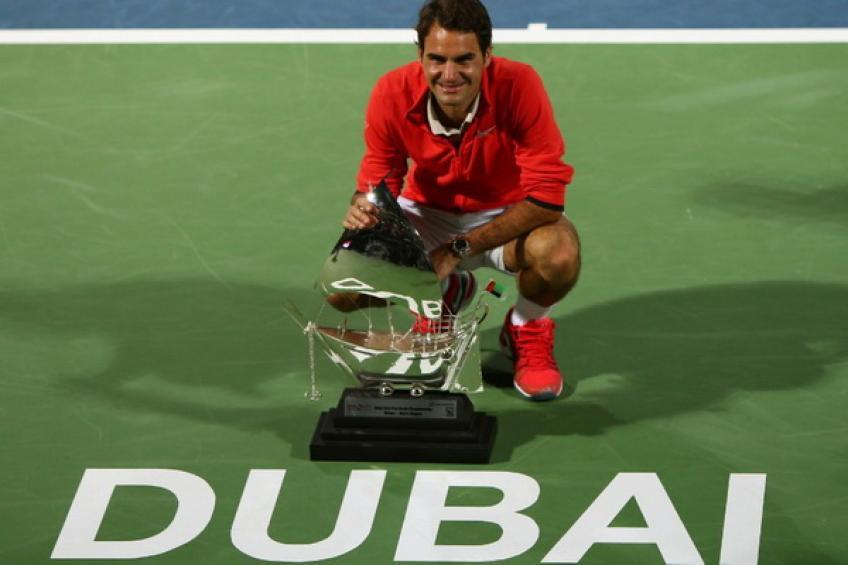 Le directeur du tournoi de Dubaï recherche quatre étoiles du Top 10. Volonté Roger Federer jouer?