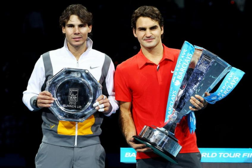 28 novembre 2010: Roger Federer écrase Rafael Nadal l'histoire