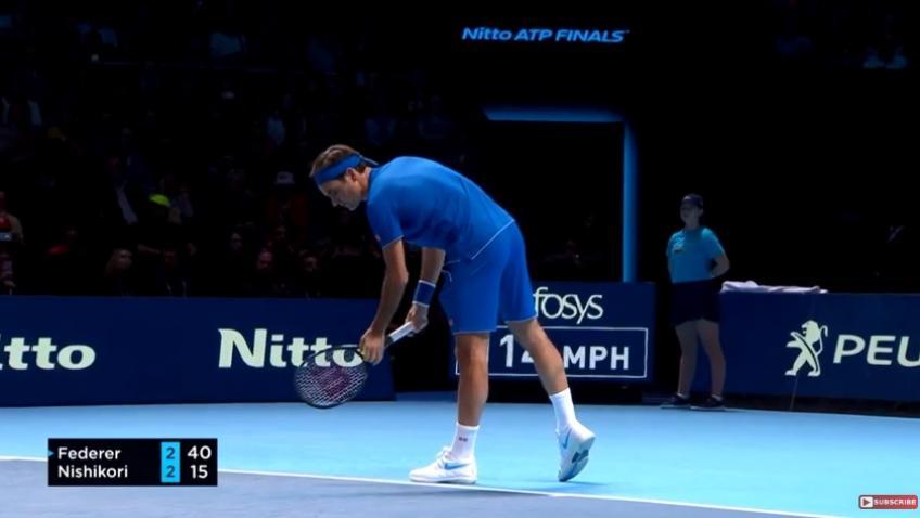 Federer vs Nishikori Highlights (HD) 2018 Finale ATP