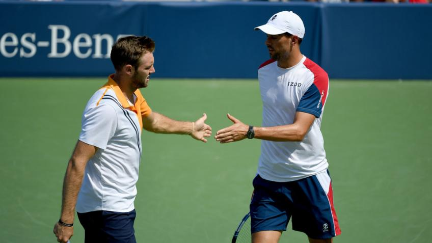 Finales ATP: Mike Bryan et Jack Sock ouvrent la campagne avec gagner
