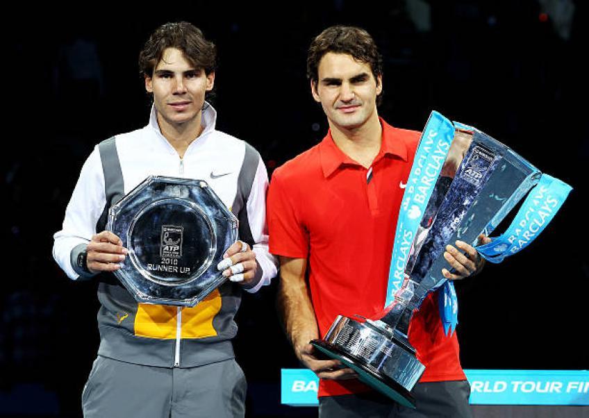 Le retrait de Rafael Nadal me concerne aux finales de l'ATP, déclare Roger Federer