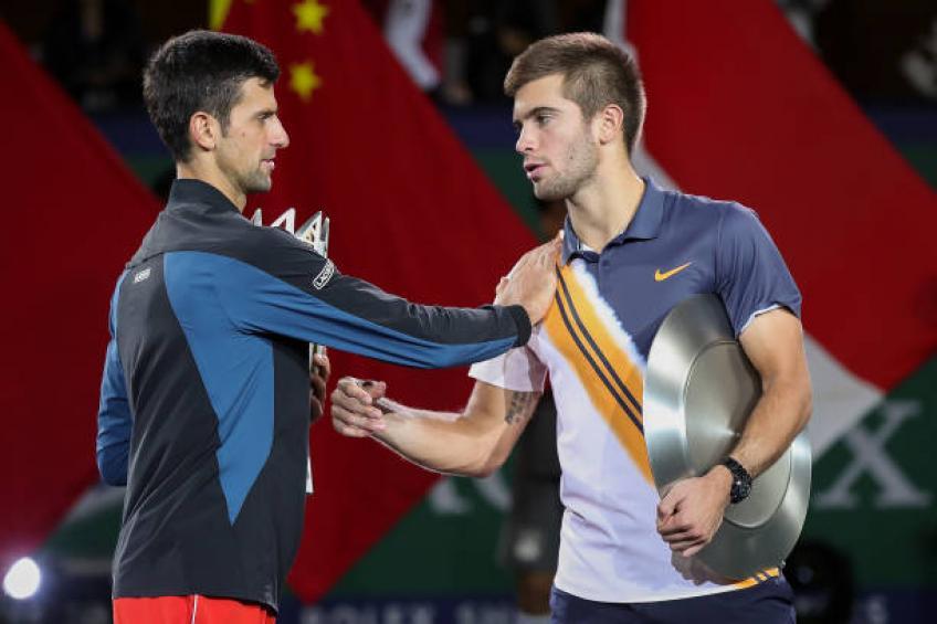 Novak Djokovic et Coric sont similaires, dit Borna's entraîneur