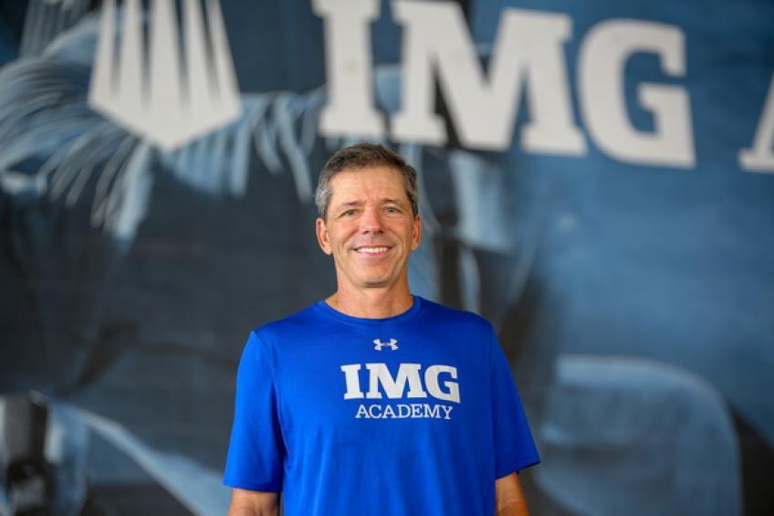 Jimmy Arias retourne à l'IMG Academy en tant que directeur du joueur Développement