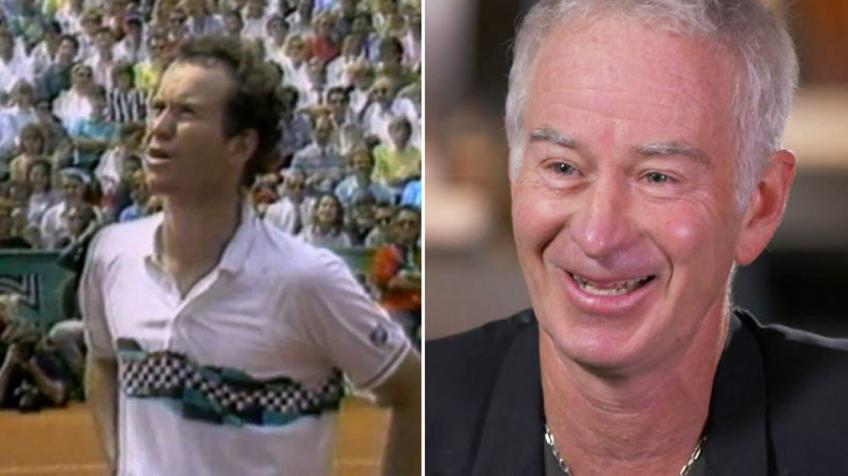 John McEnroe: Nick Kyrgios est le joueur le plus talentueux de les 10 dernières années
