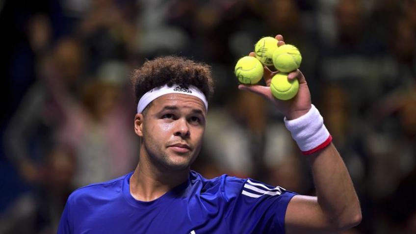 Jo Wilfried Tsonga se souvient de la perte de Coupe Davis subie par Marin Cilic