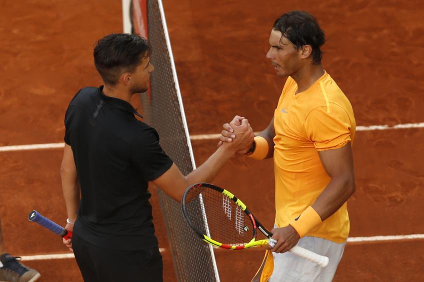 Dominic Thiem sur le rôle de Rafael Nadal sur terre battue: laissez-vous respirer