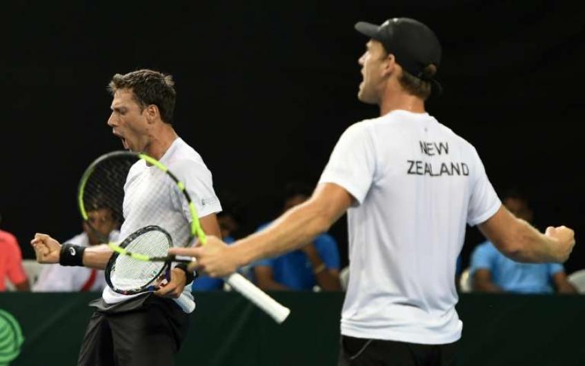 Tennis New Zealand à la recherche de fonds pour le double masculin chez Jeux olympiques de 2020