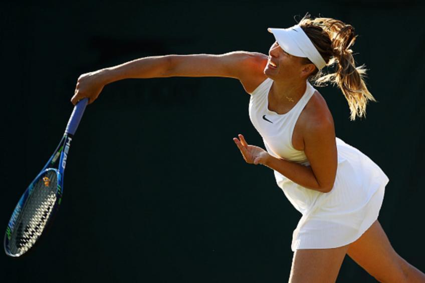 Maria Sharapova révèle ce qu'elle aurait été sans tennis