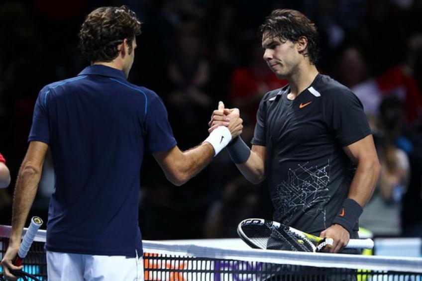22 novembre 2011: Roger Federer démolit Rafael Nadal à les finales ATP
