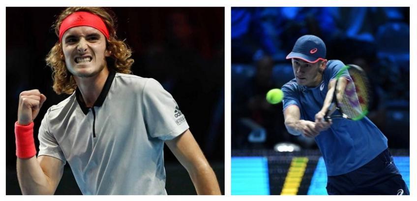 Aperçu de la finale de l'ATP Next Gen: Stefanos Tsitsipas face à Alex De Minaur!
