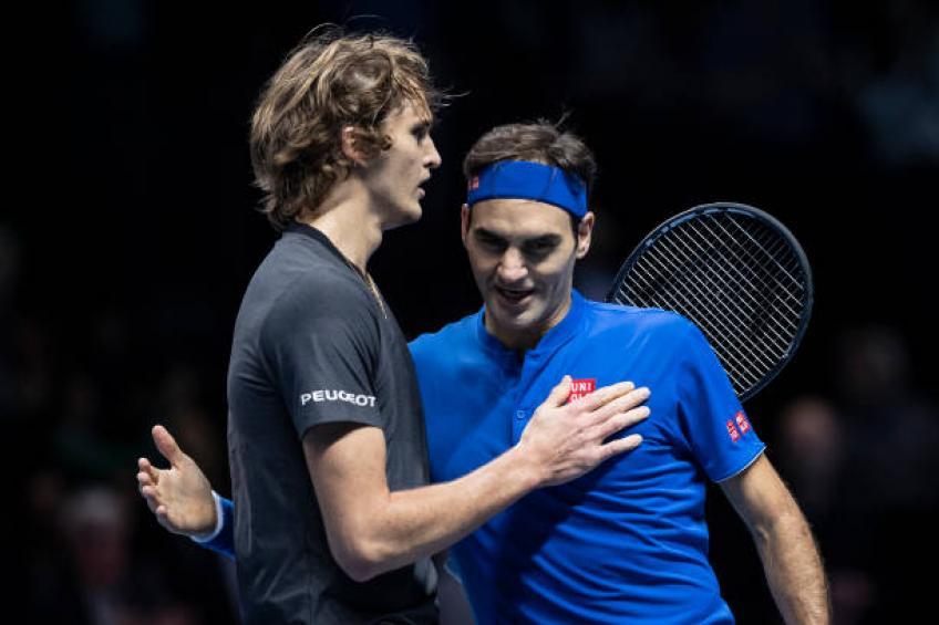 Roger Federer vs Alexander Zverev: Pundit dessine similitudes