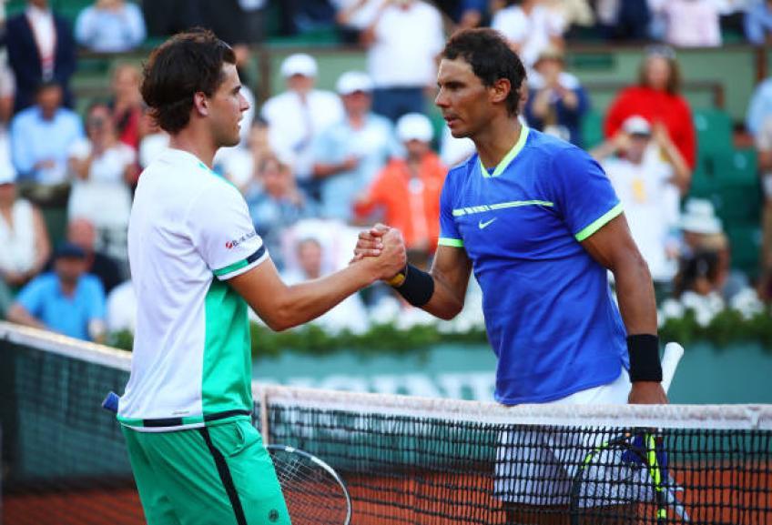 Dominic Thiem dévoile son rêve de Roland-Garros buts