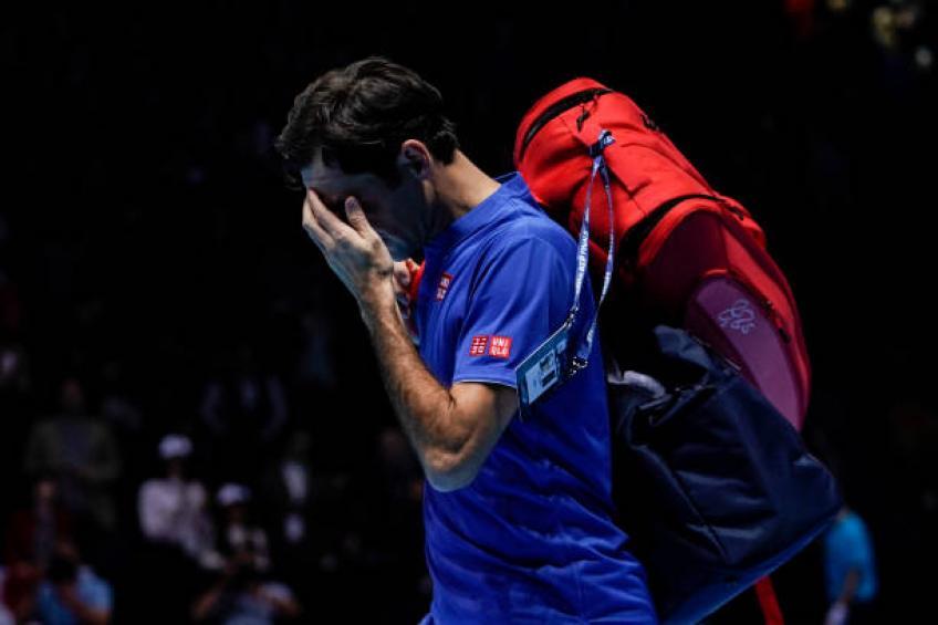 Roger Federer est le favori pour remporter la finale de l'ATP, déclare Greg Rusedski
